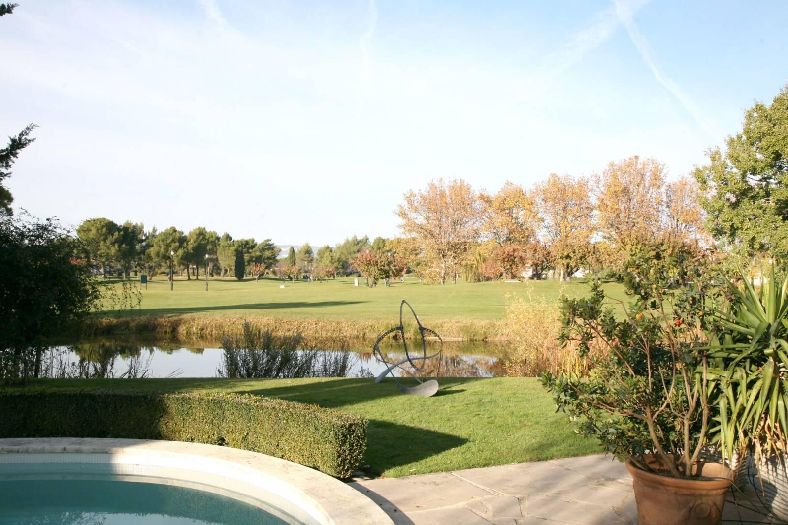 villa golf de pont royal