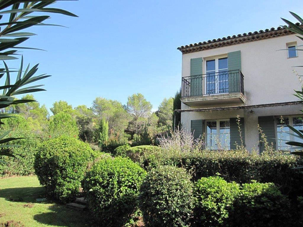 villa golf en provence