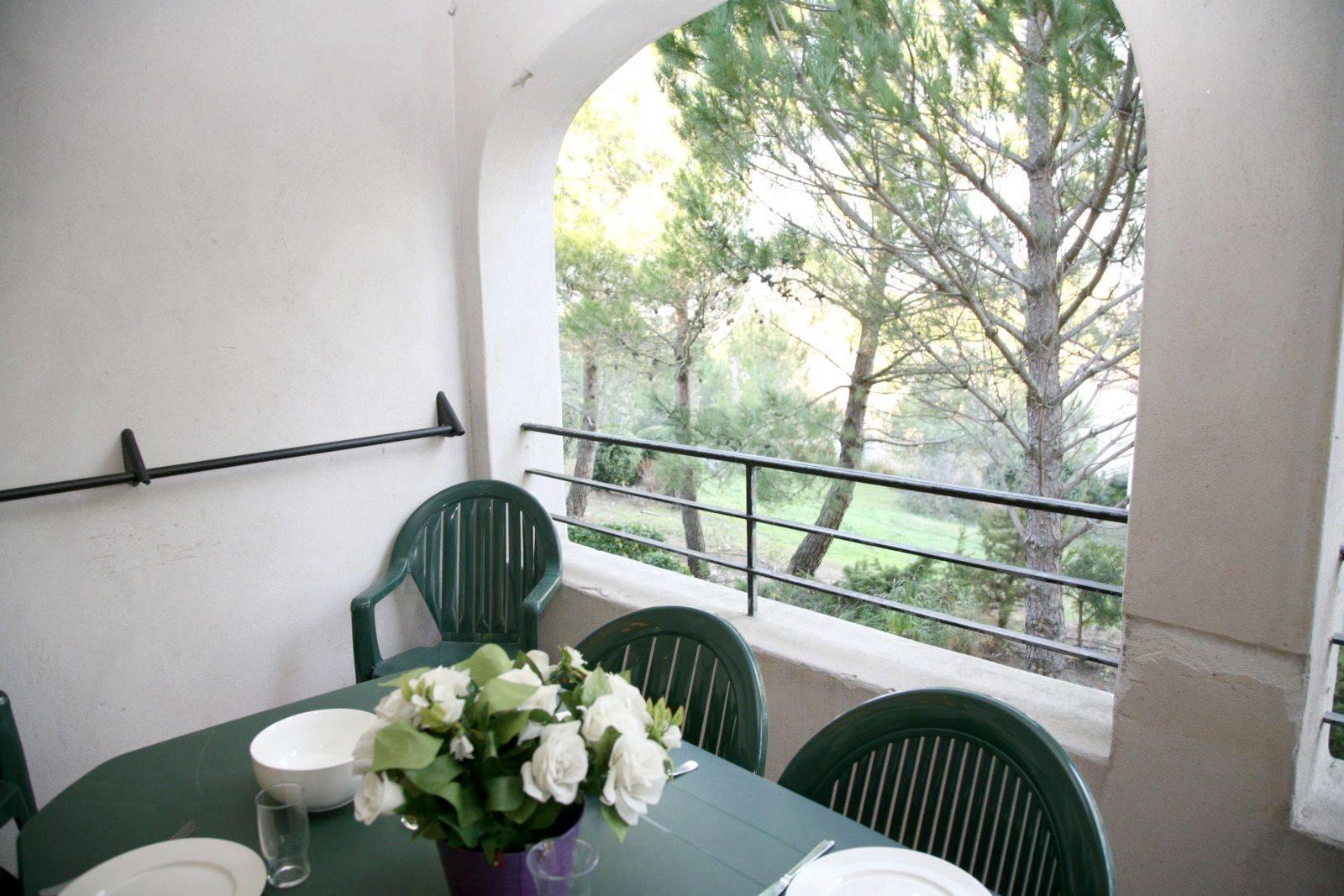 Appartement avec une chambre et un coin cabine belle vue for Chambre avec vues