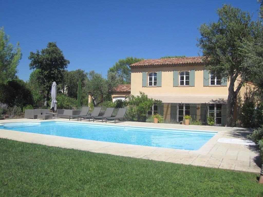 villa golf de Saint Endréol