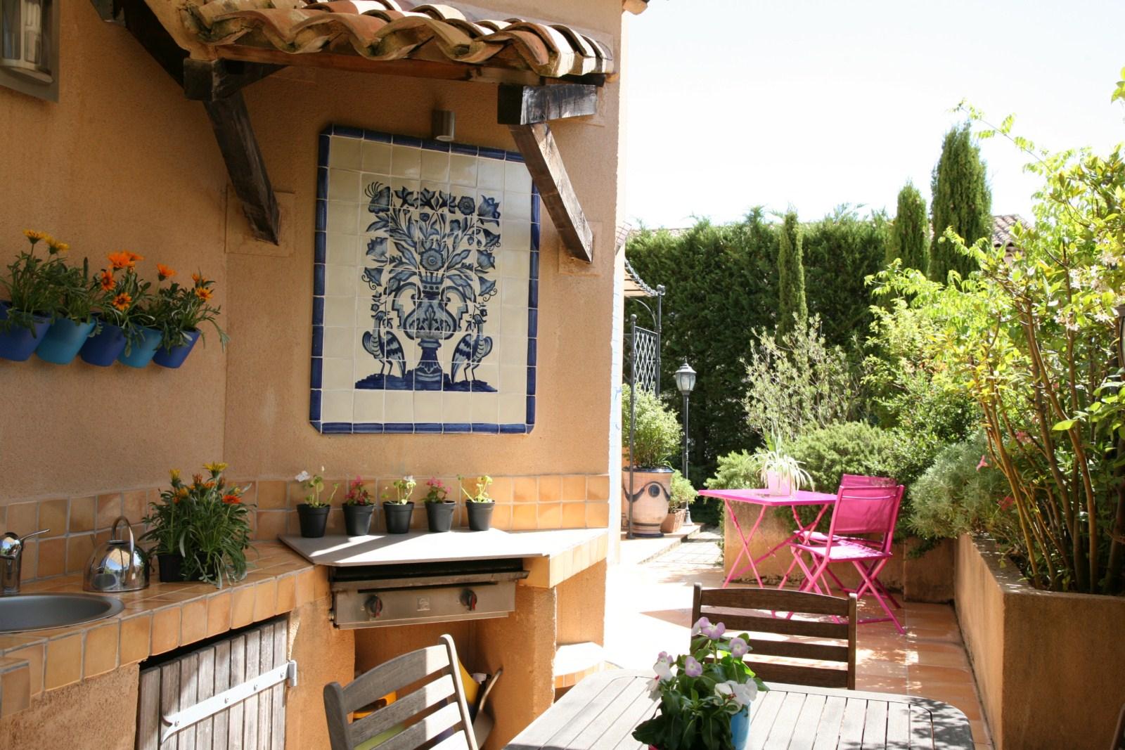 Villa Dans Le Domaine Du Golf De Pont Royal Entre Aix En