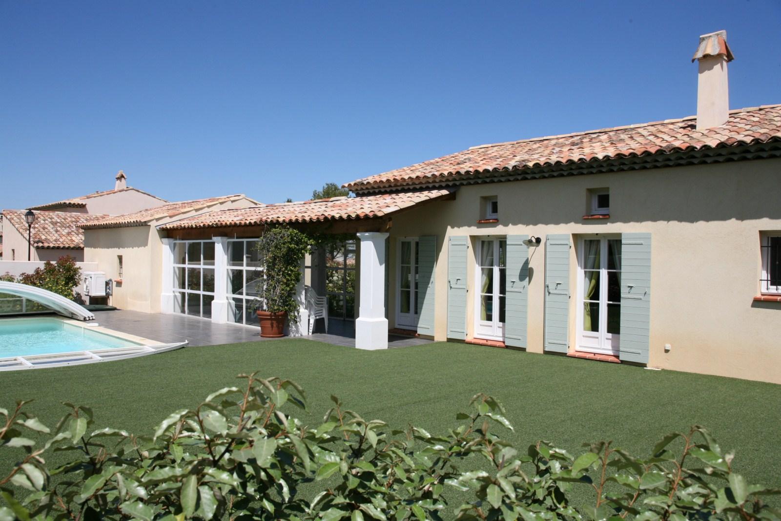 Louer une maison avec un jardin aix en provence john for Jardin immobilier