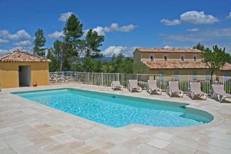 Villa dans le golf de Pont Royal en Provence