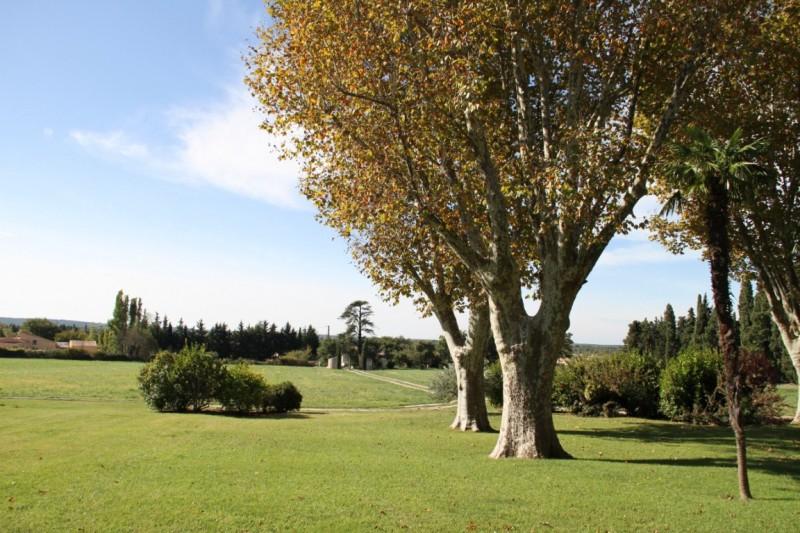 bastide du 18 ème siècle située à quinze kilomètres d'Aix en Provence