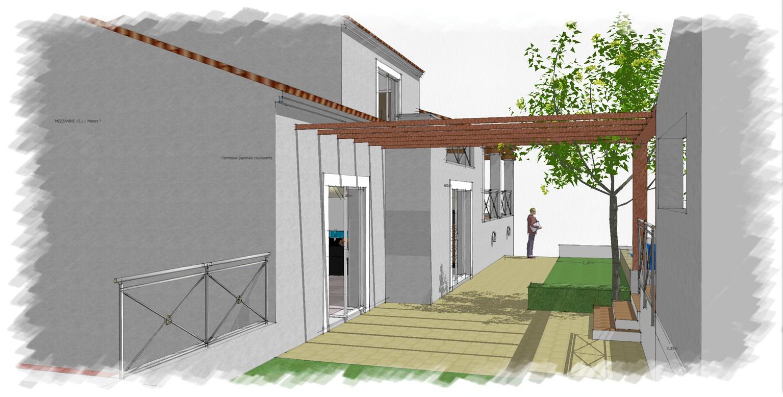 Villa neuve dans le domaine de pont royal prestations for Villa neuve