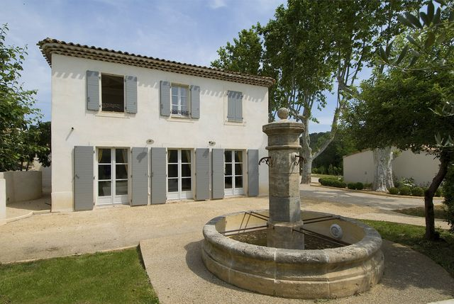 Aix en provence magnifique bastide de 300m john cheetham immobilier - Salon immobilier aix en provence ...